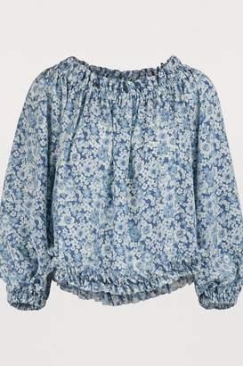 Stella McCartney Stella Mc Cartney Silk top