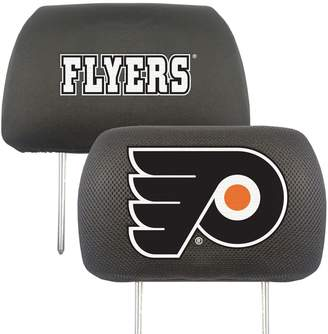 Fanmats Philadelphia Flyers 2-pc. Head Rest Covers