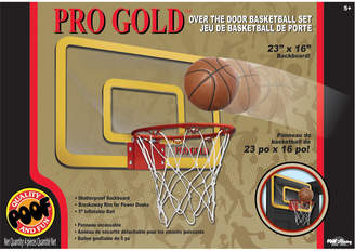 Poof Slinky Poof Pro Gold Large Basketball Hoop