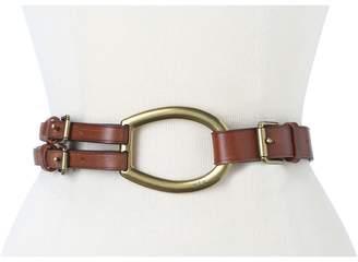 Lauren Ralph Lauren Vachetta Tri-Strap Belt Women's Belts