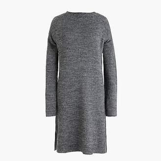 J.Crew Open-back sweater-dress