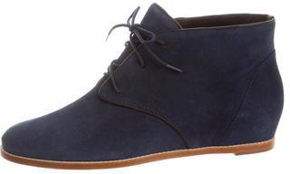 Rebecca MinkoffRebecca Minkoff Loran Lace-Up Ankle Boots w/ Tags