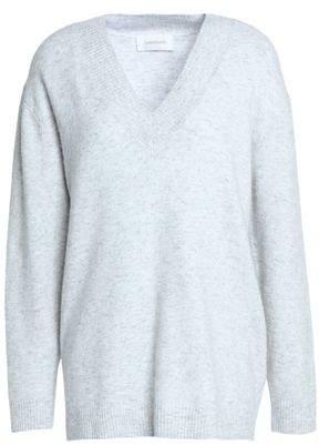 Zimmermann Mélange Stretch-Knit Sweater