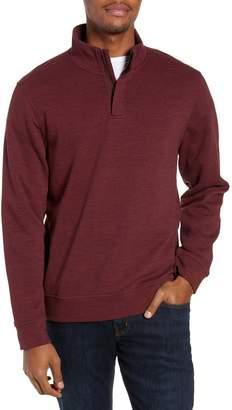 Nordstrom Regular Fit Quarter Zip Pullover