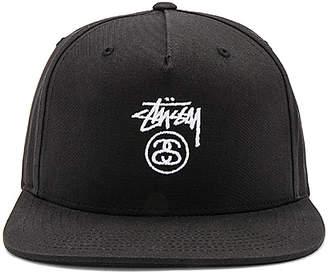 Stussy Stock Lock Snapback in Black. $35 thestylecure.com