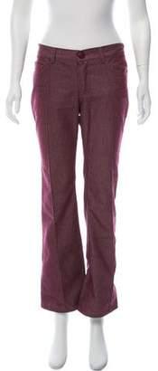 Marc Jacobs Mid-Rise Pants