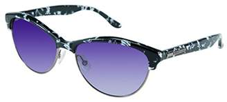 BCBGMAXAZRIA Women's Dynamic Round Sunglasses