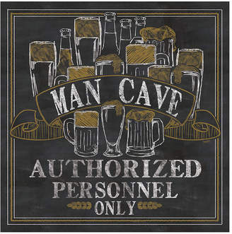 Thirstystone COLLECTION Man Cave Set of 4 Coasters