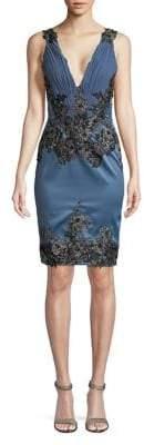 Mandalay Embraided Lace Dress