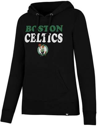 '47 Women's Boston Celtics Wordmark Headline Hoodie