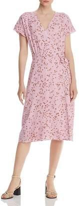 Joie Bethwyn Floral Wrap Dress
