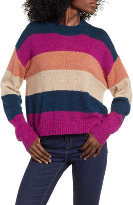 BP Stripe Boucle Sweater
