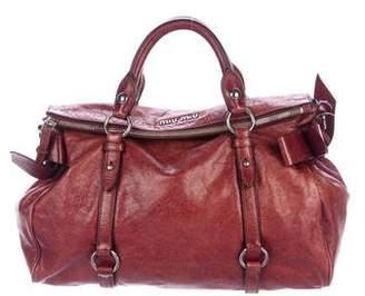 e990576a65f Miu Miu Red Handbags - ShopStyle
