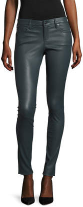AG Jeans Adriano Goldschmied Leather Legging