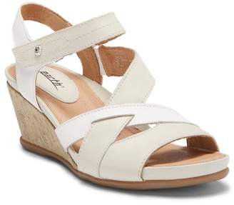 Earth Thistle Wedge Sandal