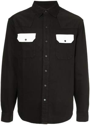 Calvin Klein Jeans chest pocket shirt