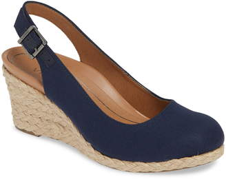 d118a744b2b Free Shipping   Free Returns at Nordstrom · Vionic Coralina Orthaheel(R)  Espadrille Wedge Slingback Sandal