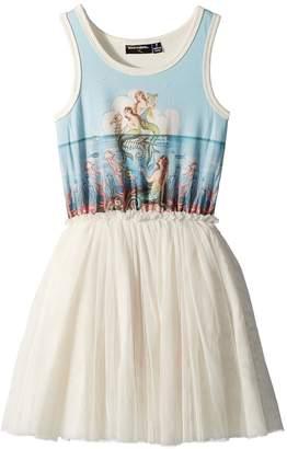 Rock Your Baby Little Mermaids Singlet Circus Dress Girl's Dress