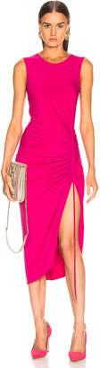 Altuzarra Sleeveless Olympia Dress in Azalea | FWRD