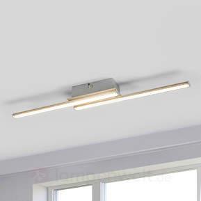 Wandleuchte Skadi mit LEDs, zweiflammig