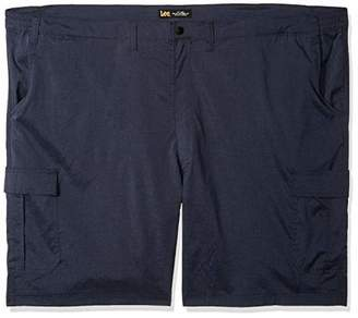Lee Men's Big and Tall Big & Tall Dungarees Performance Cargo Short