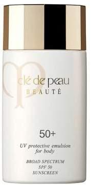 Clé de Peau Beauté UV Protective Emulsion for Body Broad Spectrum SPF 50/2.5 oz.