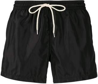 Nos Beachwear elasticated swim shorts