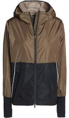 Sàpopa Two-Tone Shell Hooded Jacket