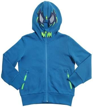 Stella McCartney Bandit Organic Cotton Zip-Up Sweatshirt