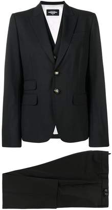DSQUARED2 three piece suit