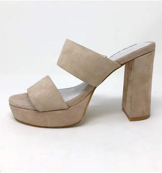 Jeffrey Campbell Suede Chunky Heel