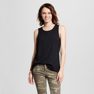 Mossimo Supply Co. Women's Muscle Tank Top - Mossimo Supply Co. $9 thestylecure.com