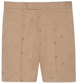 Cotton short with bee $620 thestylecure.com