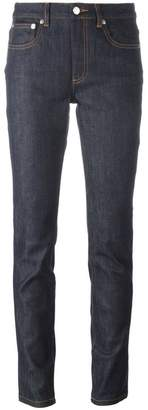 A.P.C. five pockets skinny jeans