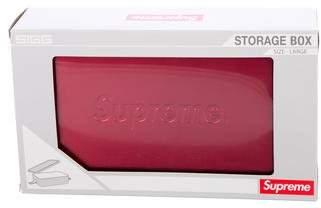 Sigg Supreme Large Storage Box w/ Tags