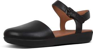 FitFlop Cova Ii Closed-Toe Leather Sandals
