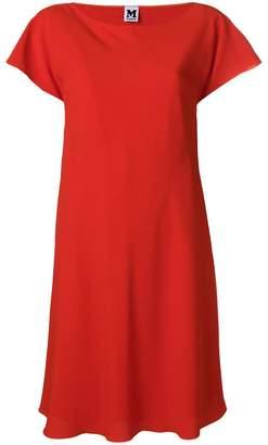 M Missoni plain shift dress