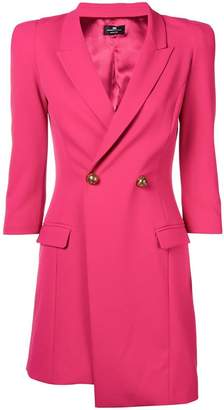 Elisabetta Franchi blazer dress