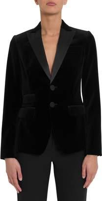 DSQUARED2 Chic Velvet Blazer