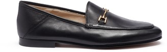 Sam Edelman 'Loraine' horsebit crinkled velvet step-in loafers