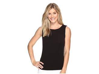Lilla P Boat Neck Tank Top Women's Sweater