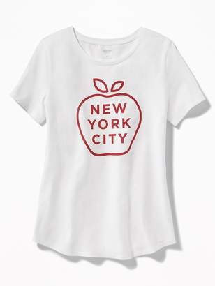 Old Navy New York-Graphic Tee for Women