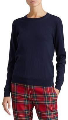 Burberry Viar Merino Wool Sweater
