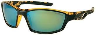Margaritaville Landshark Lager Print Sport Polarized Sunglasses