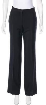Prada Mohair & Wool-Blend Pants