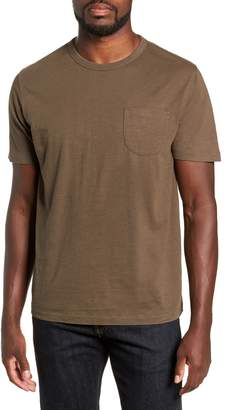 YMC Slubbed Pocket T-Shirt