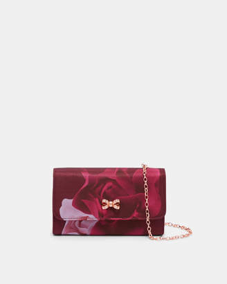 Ted Baker ZAHARAA Porcelain Rose evening bag