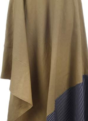 Loewe Stripe Panel Skirt