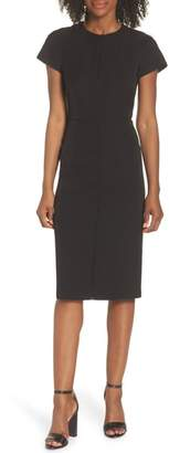 Maggy London Dream Crepe Sheath Dress