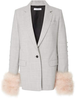 Adeam Convertible Tailored Jacket